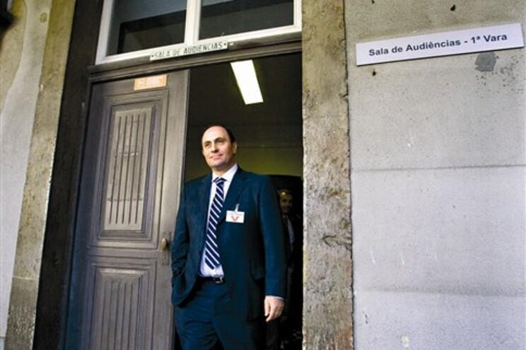 Domingos Névoa, administrador da Bragaparques