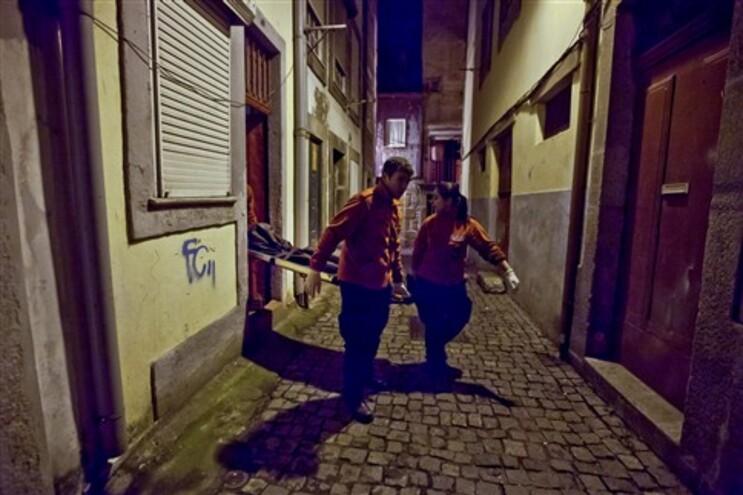 Na quinta-feira, um idoso também foi encontrado morto no Porto
