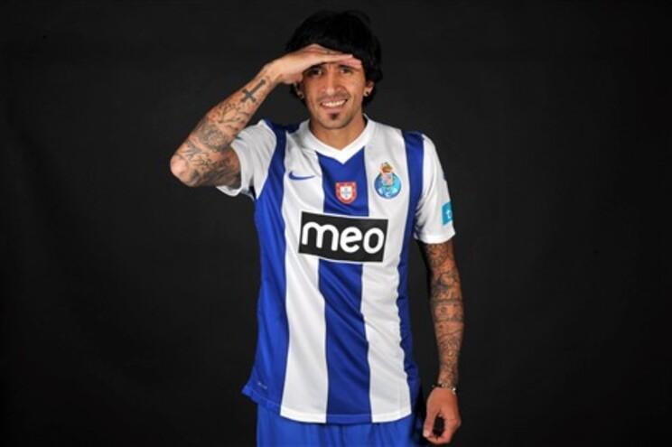 A contratação não envolveu custos para o F. C. Porto