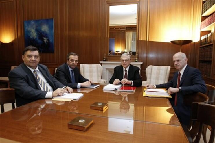Reunião foi interrompida sem consenso sobre austeridade