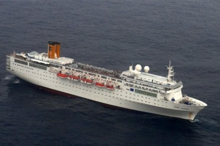"Representante da empresa confirma dois portugueses a bordo do ""Costa Allegra"""