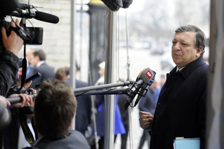 Barroso diz já ter apresentado medidas para lutar contra o desemprego