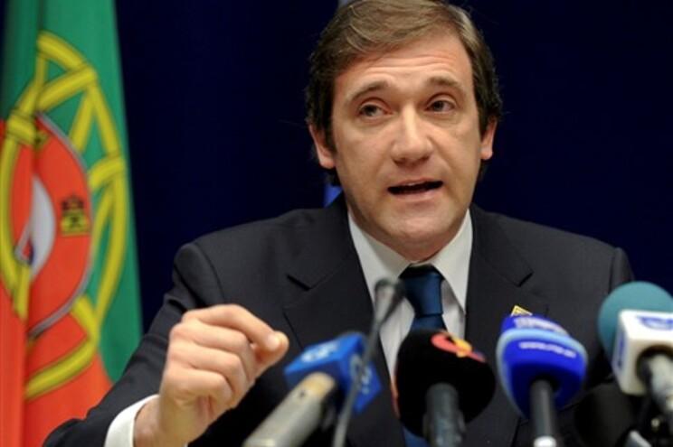 Primeiro-ministro Passos Coelho em Bruxelas