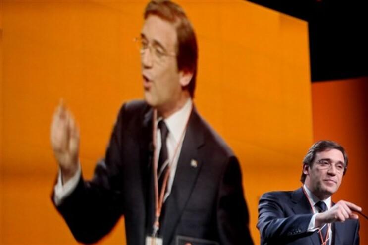Pedro Passos Coelho, presidente do PSD