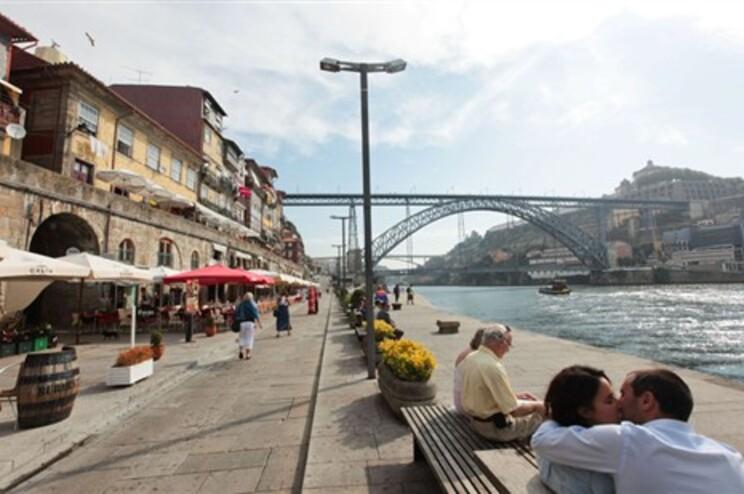 """Porto foi a cidade eleita como """"Melhor Destino Europeu 2012"""""""