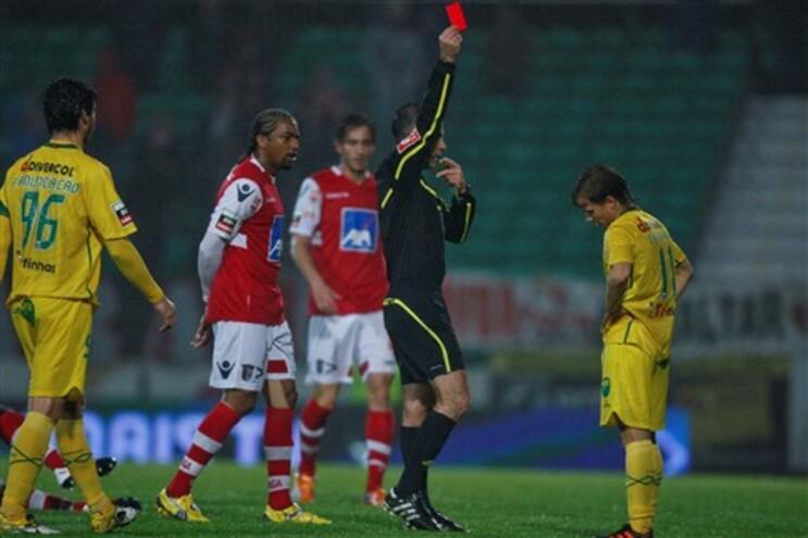 Paços de Ferreira e Sporting de Braga empatam na Mata Real