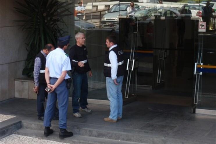 "Jardim investiga ""sequestro"" durante buscas da GNR"