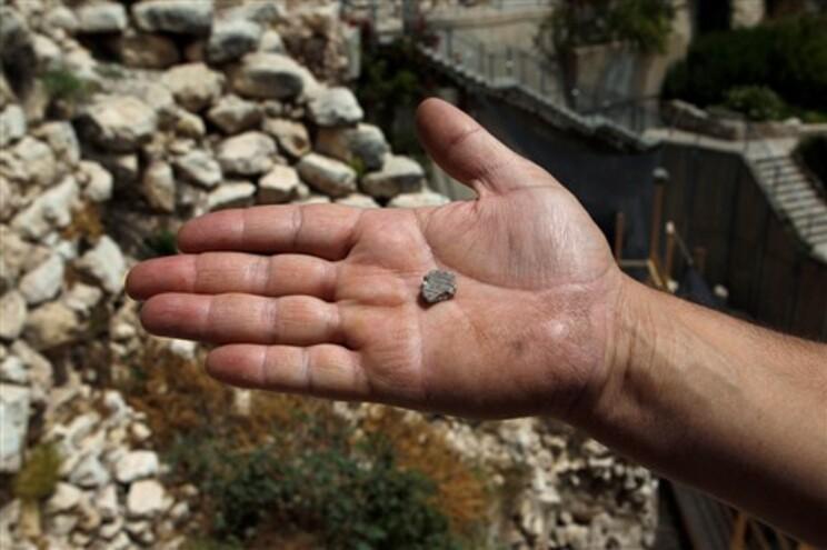 """Selo """"prova"""" que Belém existia sete a oito séculos antes de Cristo"""