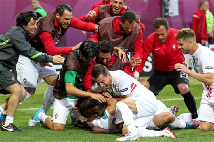 Vitória frente à Dinamarca deu esperança a Portugal