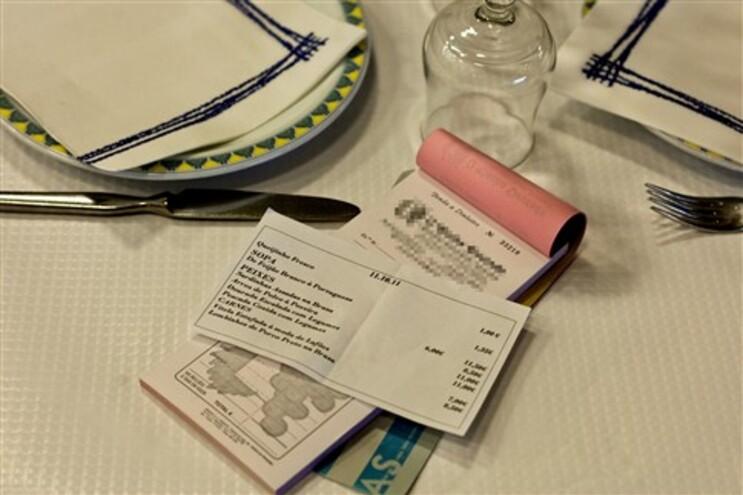 No início de 2012, a taxa do IVA na restauração passou de 13% para a taxa máxima de 23%