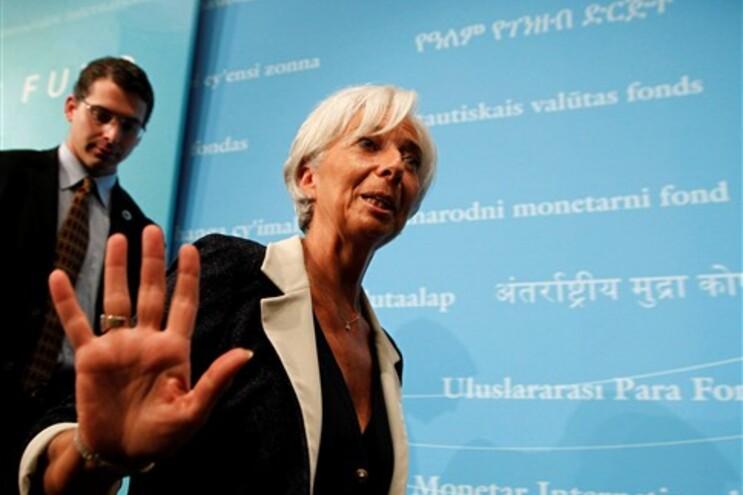 Lagarde diz querer encontrar factos