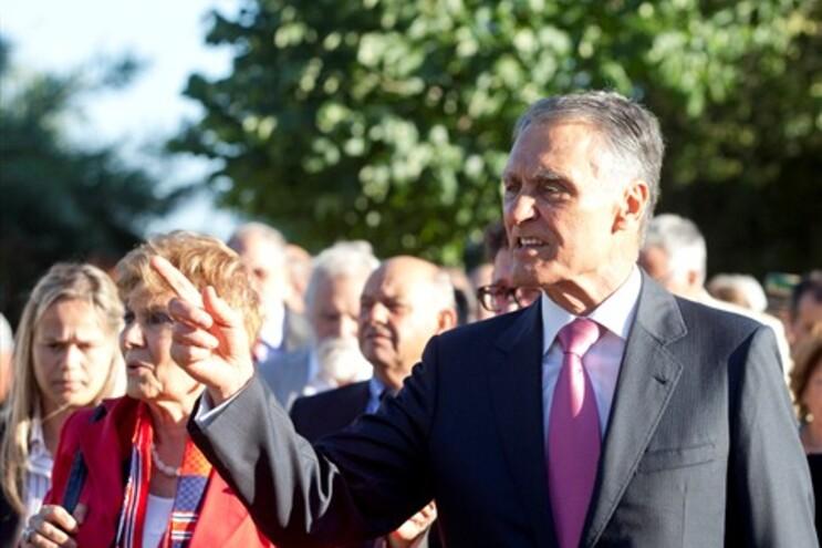 """Cavaco Silva salientou que """"o orçamento é a peça central da política económica e financeira do país"""""""