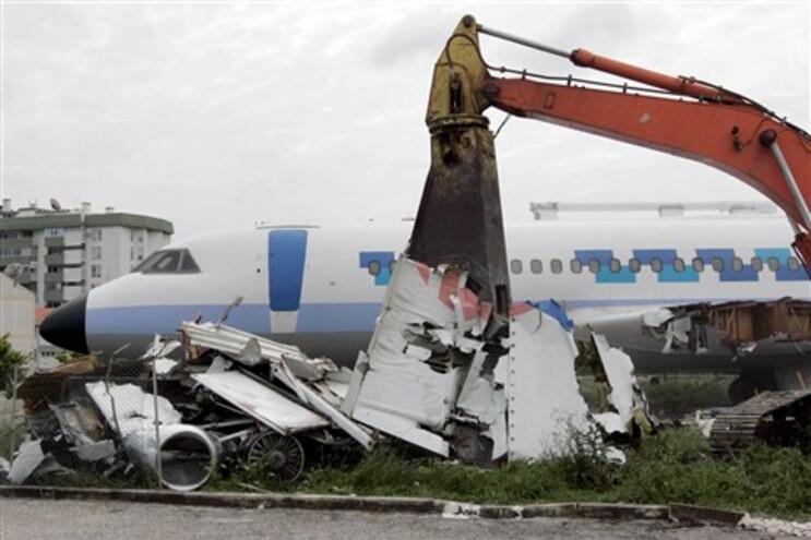 Crime ocorreu junto ao bar O Avião, que viria mais tarde a ser desmantelado