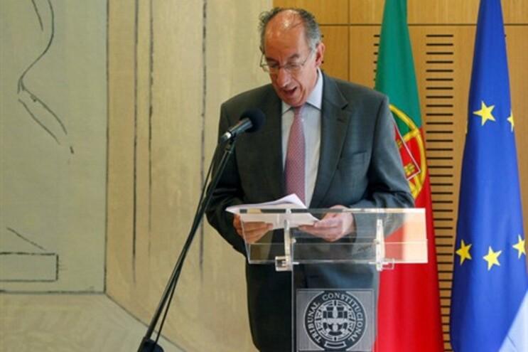 Rui Moura Ramos, Presidente do Tribunal Constitucional