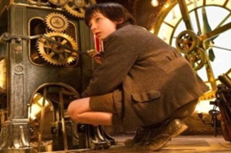 """O homem começou a ver bem logo nos primeiros minutos de """"Hugo"""""""