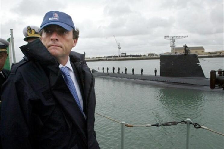 Desapareceram os documentos do negócio dos submarinos
