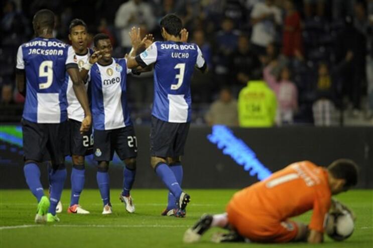 F.C. Porto goleia Vitória de Guimarães