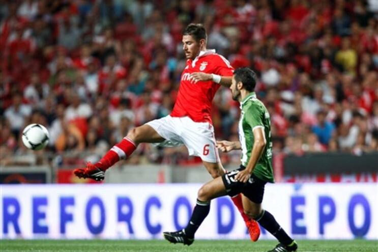 Javi Garcia vendido ao Manchester City por 20 milhões de euros
