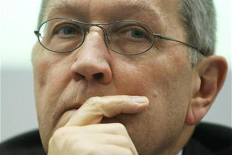 """""""Senão fosse por nós, Portugal e Irlanda provavelmente já não estariam na zona euro"""", afirmou Klaus Regling"""