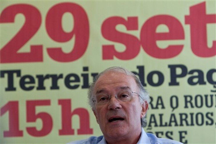 CGTP quer aumentar impostos sobre o capital em 6 mil milhões de euros