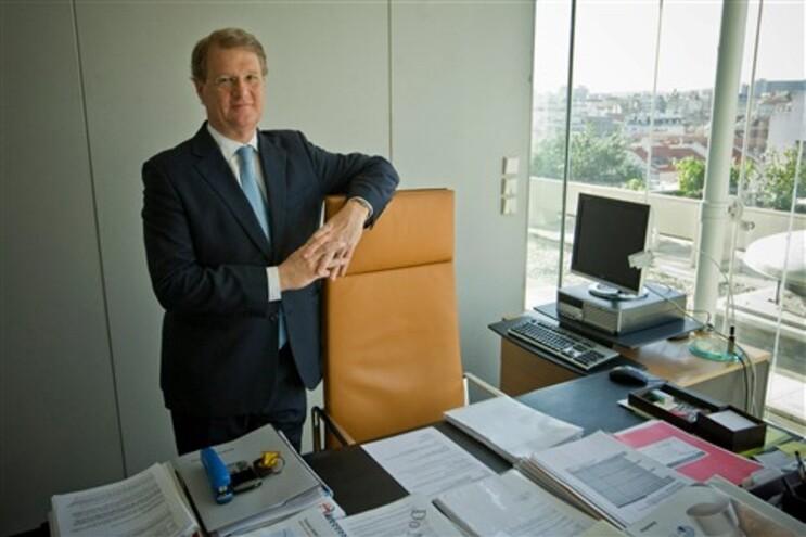 António Borges está a ser alvo de fortes críticas