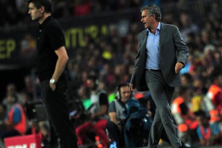 Mourinho elogiou os dois jogadores e considerou que o empate foi justo