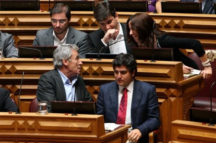 Bernardino Soares respondeu a críticas de Passos Coelho