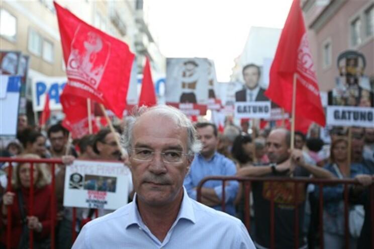 Arménio Carlos anunciou manifestação para 31 de outubro