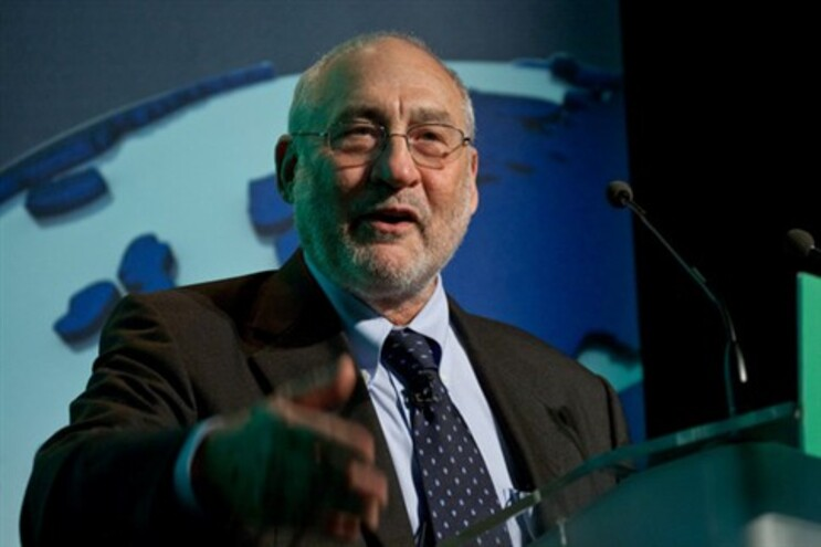 Joseph Stiglitz, académico norte-americano Nobel de Economia