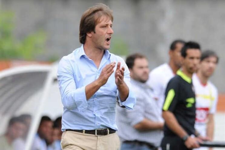 Pedro MArtins, treinador do Marítimo
