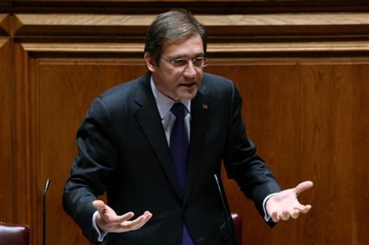 Pedro Passos Coelho decidiu também separar as pastas das Finanças e do Tesouro