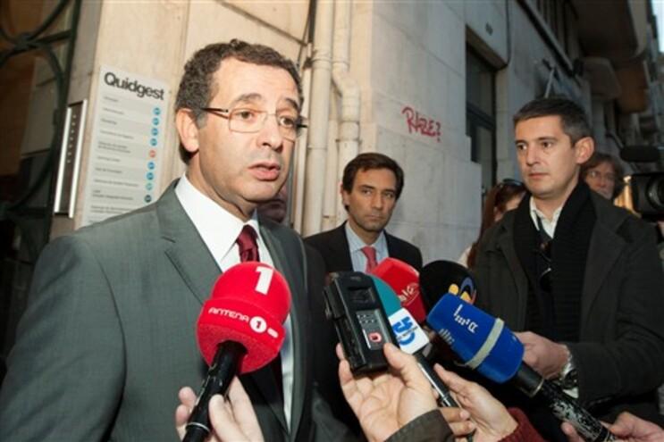 António José Seguro, secretário-geral do PS
