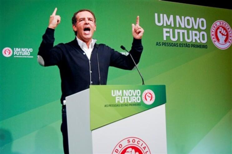 Seguro lançou críticas ao primeiro-ministro sobre a derrapagem no défice orçamental