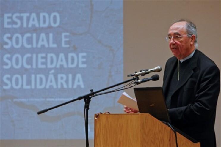 """""""O povo português merece e precisa de mais"""", disse D. Jorge Ortiga, arcebispo de Braga"""