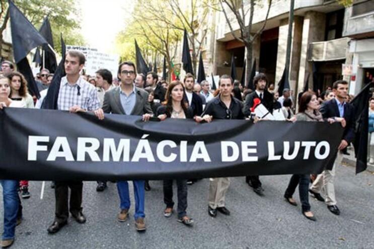 """Farmácias de Luta"" contra cortes no preço dos medicamentos"