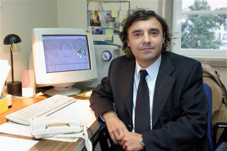 Manuel Coutinho, coordenador da linha SOS Criança