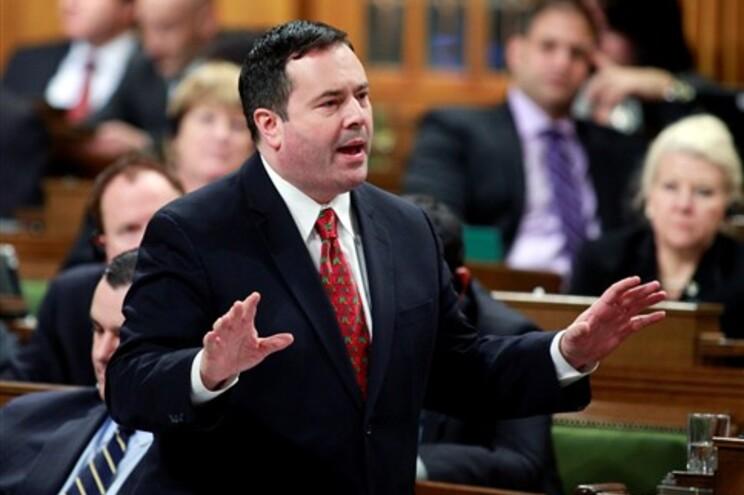 Jason Kenney, ministro da Cidadania e da Imigração do Canadá