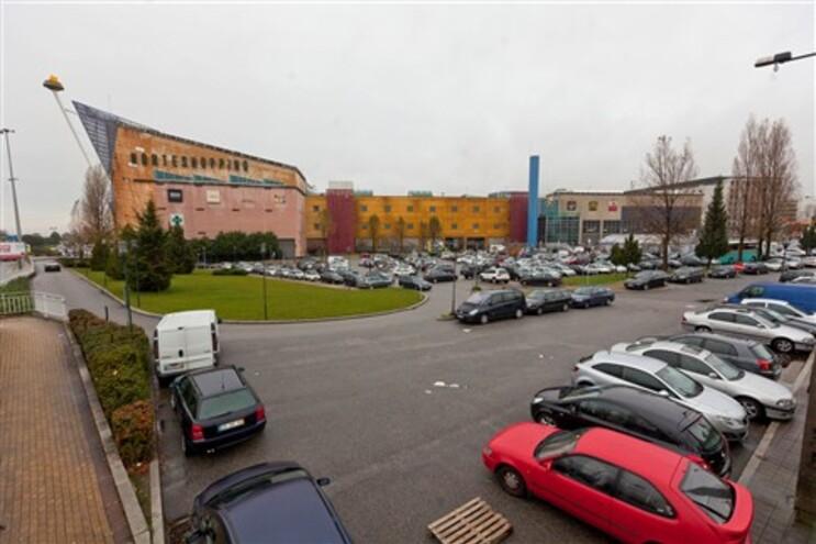 NorteShopping poderá ocupar o parque de estacionamento