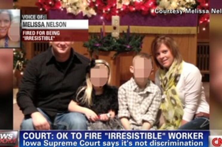 Melissa e a família