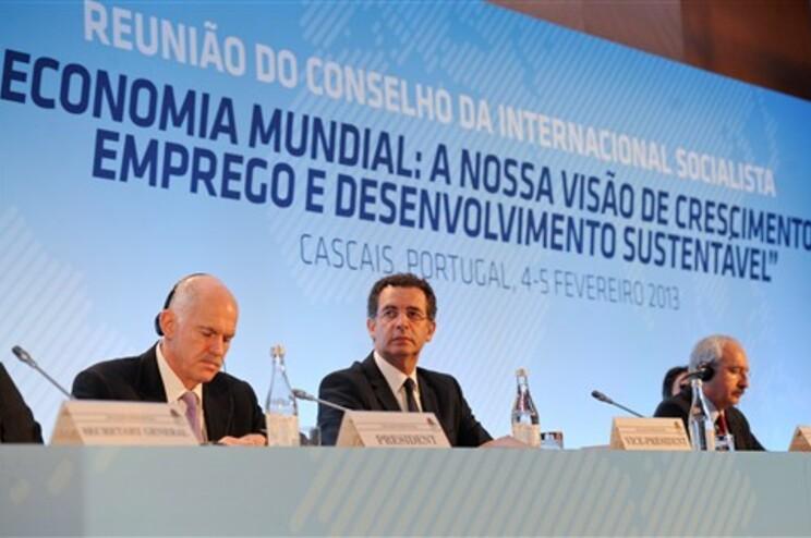 Internacional Socialista reuniu em Cascais