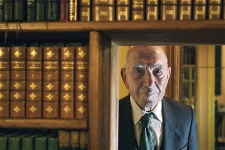 Stéphane Hessel morreu aos 95 anos