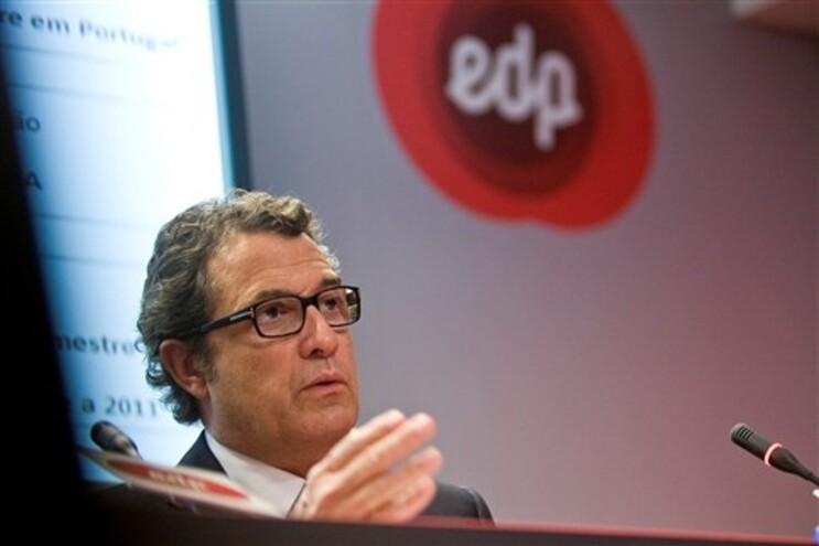 Diretor executivo da EDP, António Mexia