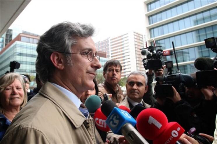 Pedro Dias Pereira, advogado de Carlos Silvino