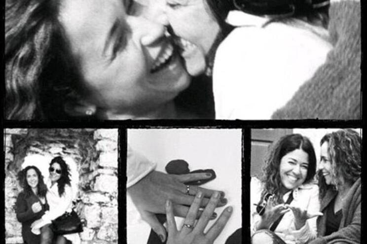 Daniela Mercury casou-se em Lisboa e assumiu a sua homossexualidade