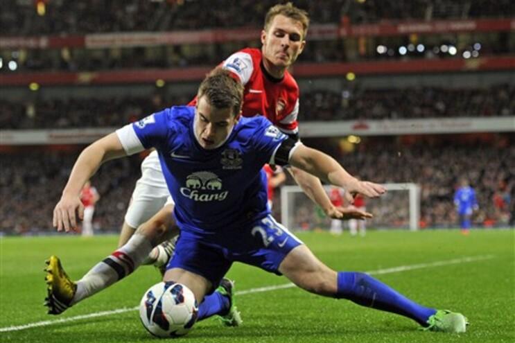 "Totenham vê Arsenal e Everton a anularem-se na corrida pela ""Champions"""