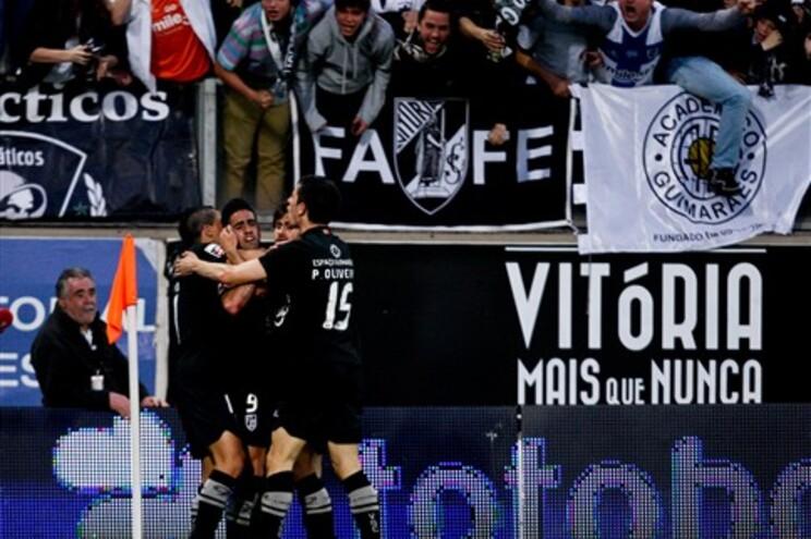 Vitória de Guimarães junta-se ao Benfica na final da Taça de Portugal