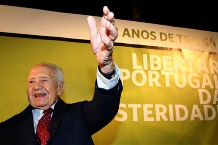 Mário Soares foi o grande impulsionador da iniciativa