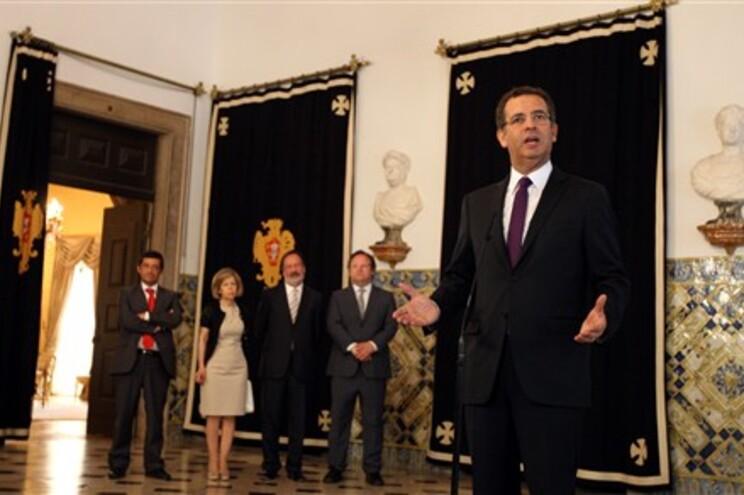 Francisco Assis, Carlos Zorrinho, Alberto Martins, Maria de Belém e António José Seguro