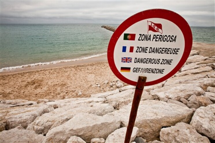 Praia da Costa da Caparica