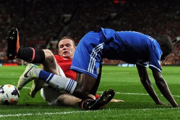 Mourinho praticamente descarta transferência de Rooney para o Chelsea